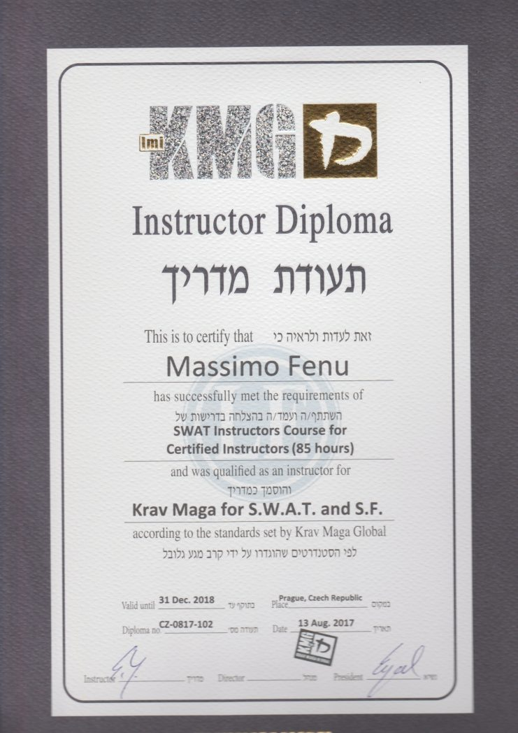 Swat instructor course