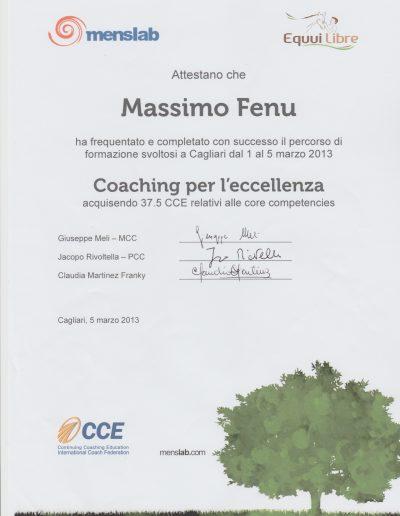 coaching per l'eccellenza