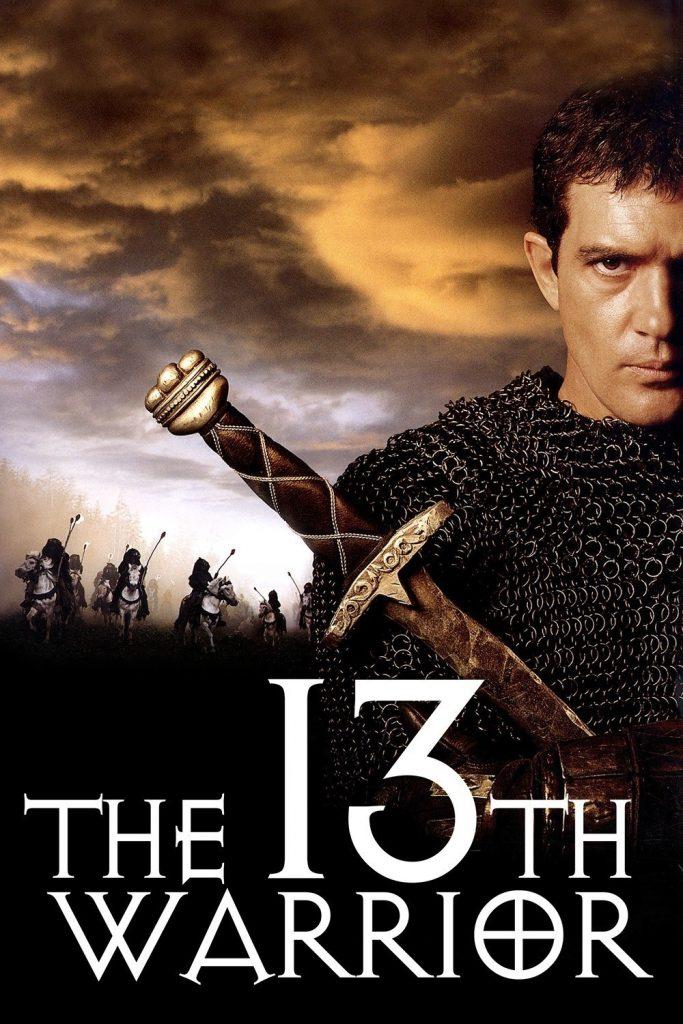La locandina del film il tredicesimo guerriero