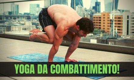 Lo Yoga è utile per chi fa sport da combattimento?