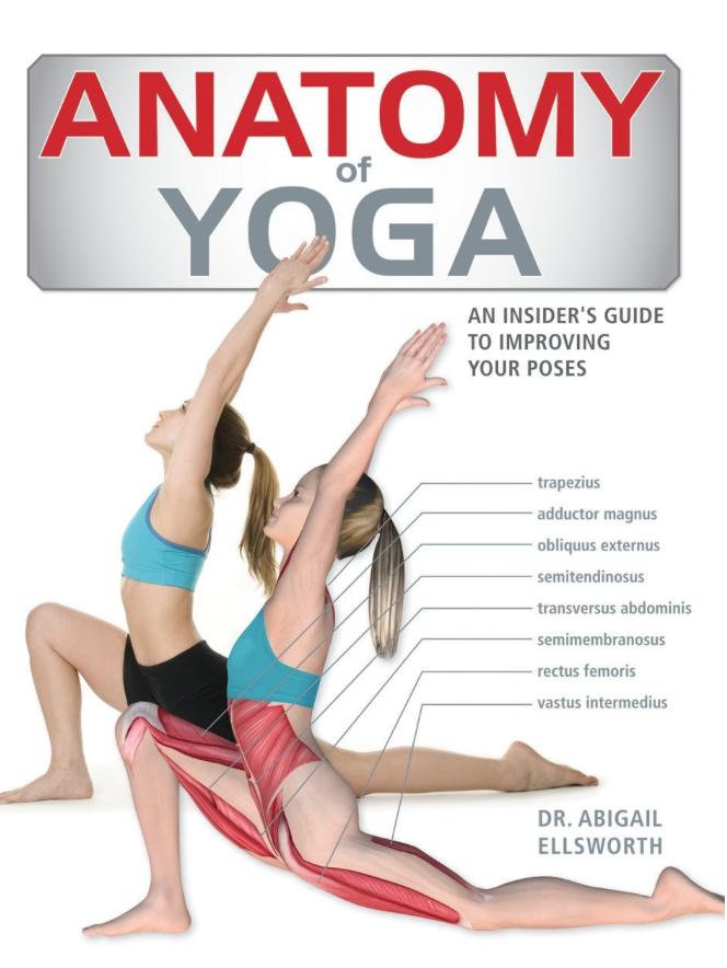 Libro Anatomy of Yoga