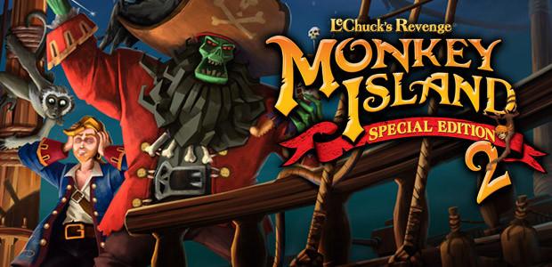 Monkey island the game