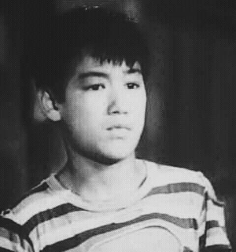 Bruce Lee da bambino